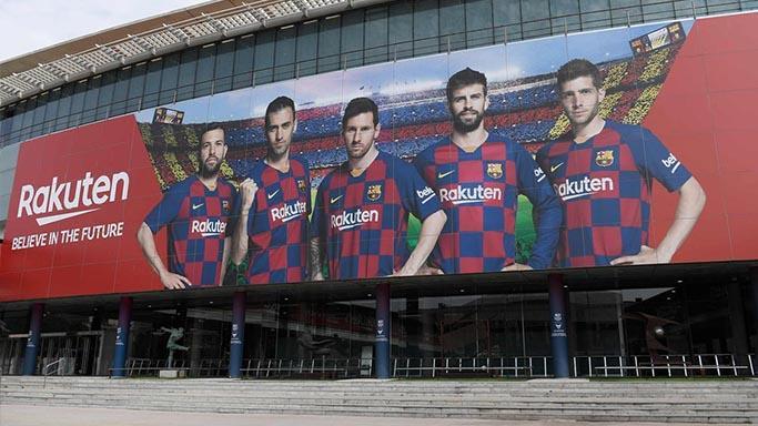 สนาม คัมป์นู Camp Nou ของบาร์เซโลนา