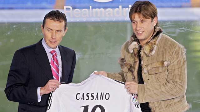 Antonio Cassano ดาวดัง