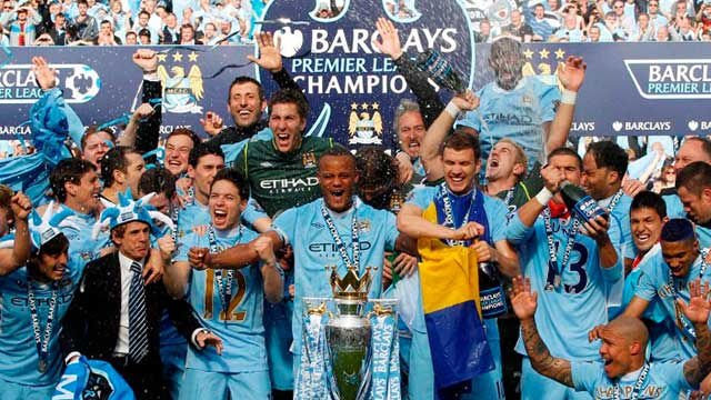 Manchester City 2011-2012