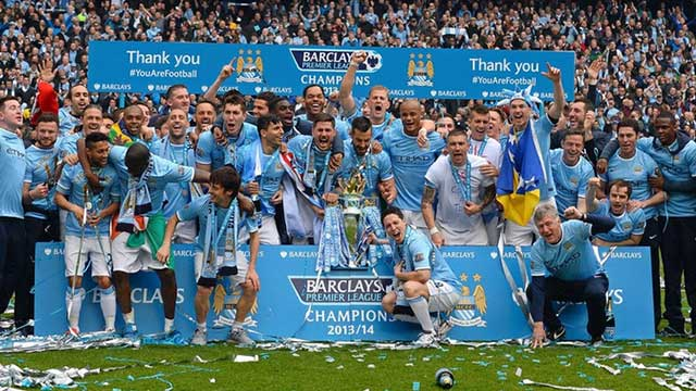 Manchester City 2013-2014