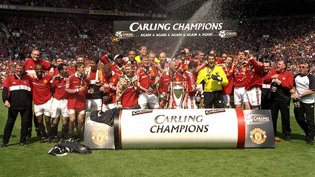 Manchester United 1999-2000