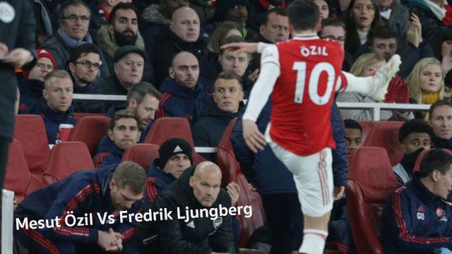 Mesut Özil Vs Fredrik Ljungberg