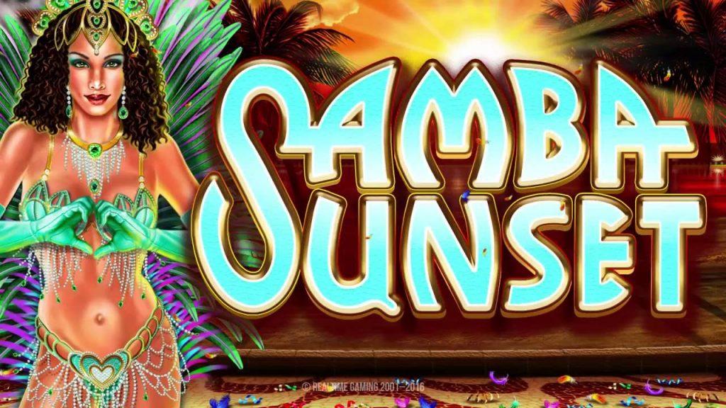 แนะนำสล็อต SAMBA SUNSET กับ SECRET SYMBOLS