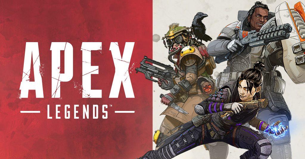 รีวิวเกม Apex Legends