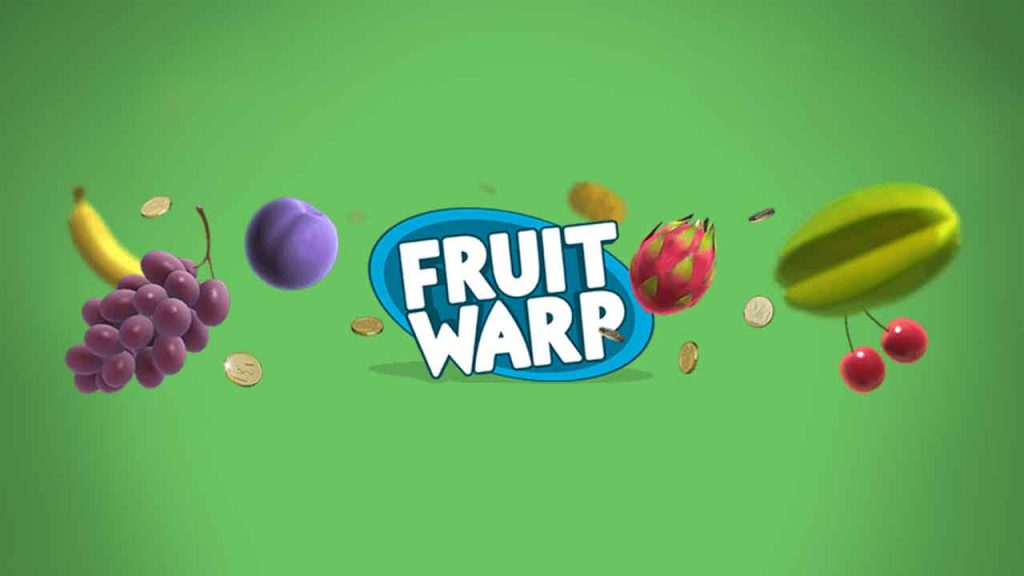 รีวิวสล็อตออนไลน์ Fruit Warp