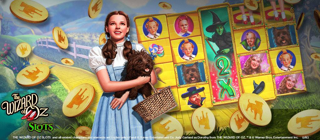 รีวิวเกมสล็อต Wizard Of Oz