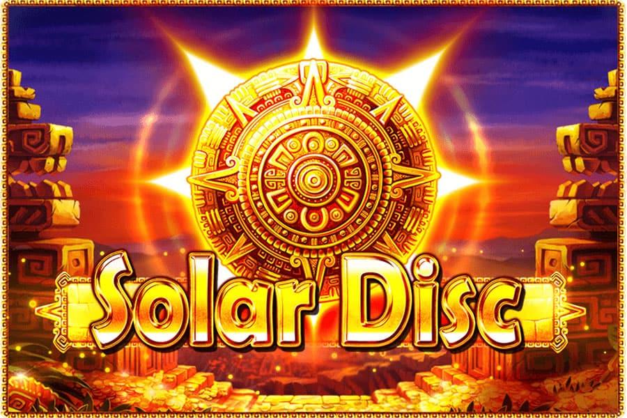 รีวิวสล็อต SOLAR DISC