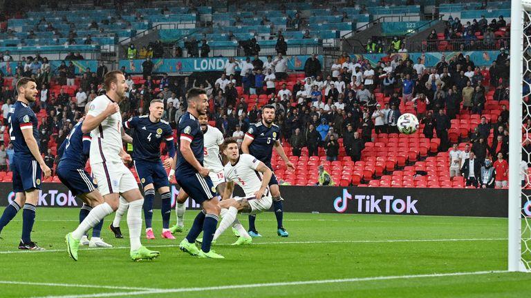 การแข่งขัน อังกฤษ 0-0 สกอตแลนด์ เกิดอะไรขึ้นระหว่างการแข่งขัน