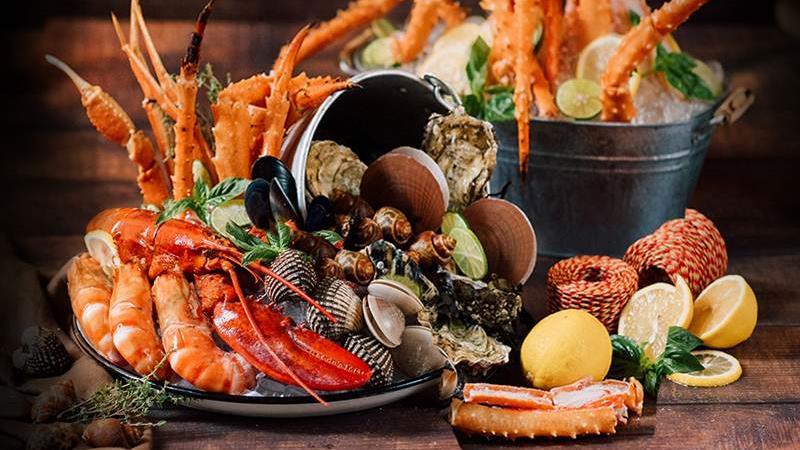 ประโยชน์ของอาหารทะเล