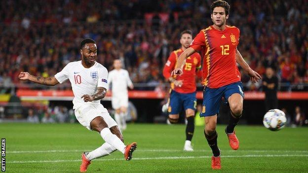 สเปน 2-3 อังกฤษ